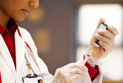 Как правильно чередовать места для инъекций инсулина