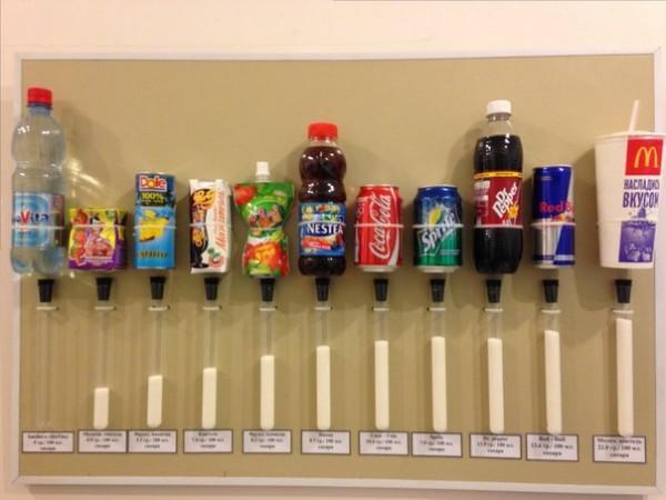 фото сколько сахара в напитках