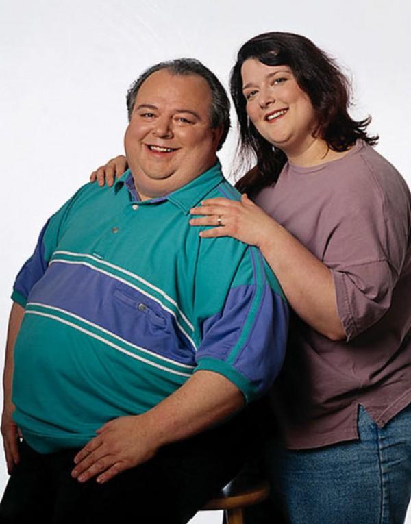Картинка с толстой женой